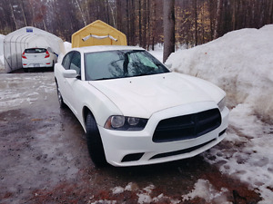 Dodge charger 2012 full equip cuire