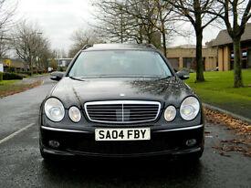 2004 04 Mercedes-Benz E Class 5.4 E55 AMG ** RARE ESTATE ONLY 48K MILES!! **