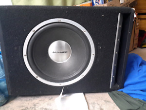 12 inch sub make me an offer