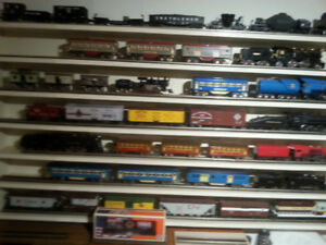 WANT TO BUY TOY TRAINS - MARX LIONEL HO HORNBY MARKLIN