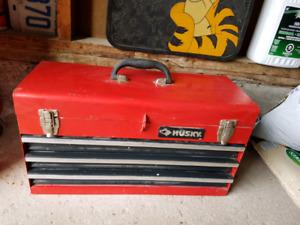 """Husky 20"""" toolbox!"""