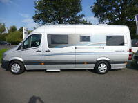 Mercedes Benz Sprinter Lunar Landstar 2 Berth Campervan