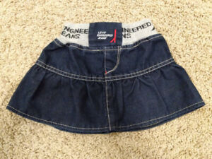 Levi's Baby Denim Skirt! Like New!