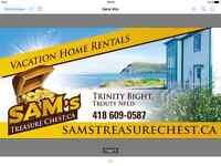 VACATION HOUSE FOR RENT , NEAR TRINITY