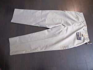 Brand new tag attached 36 30 Tan Dockers taged for Morse $89.99