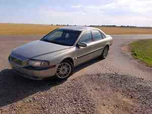 Volvo S80 T6 Twin Turbo, 199k, loaded, new tires
