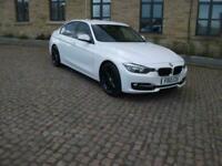 2012 BMW 3 Series 2.0 320d Sport (s/s) 4dr Saloon Diesel Manual