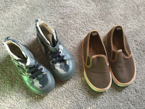 Shoes and Runners - boy's size 9