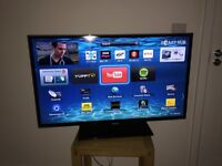 Samsung UE40ES5500 40inch 1080P Full HD Smart LED TV with Freeview