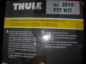 Thule 400 XT Roof Rack System For 97-03 Chevy Malibu or Cutless London Ontario image 5