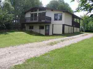 Island Lake Home on ½ acre lot