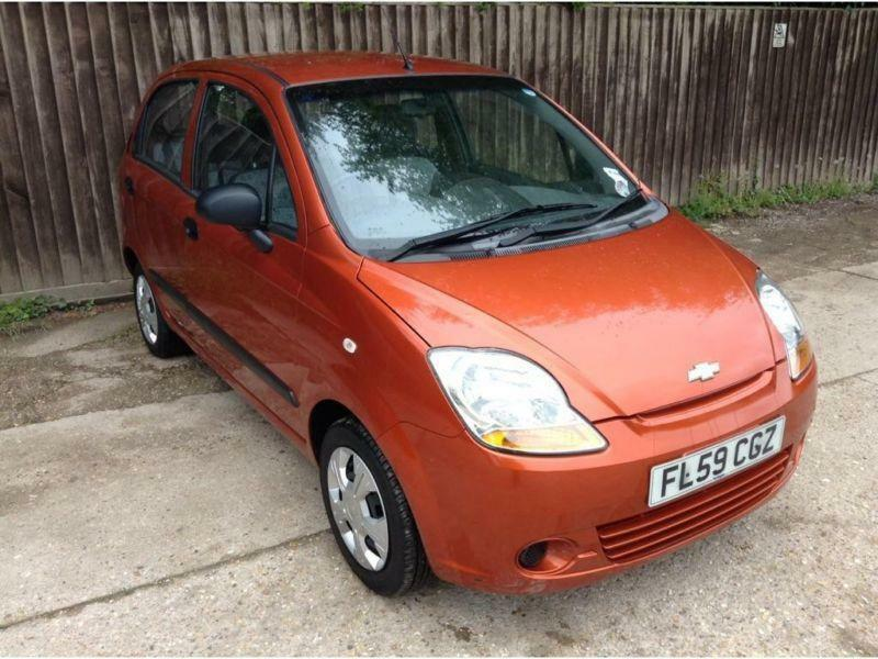 2009 chevrolet matiz 0 8 s 5dr in ringwood hampshire gumtree. Black Bedroom Furniture Sets. Home Design Ideas