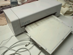silhouette curio paper fabric iron on vinyl cutter