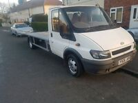 Ford Transit Recovery Truck 2.4TDi 2001 mk6