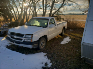 2003 chevy 1500 2wd