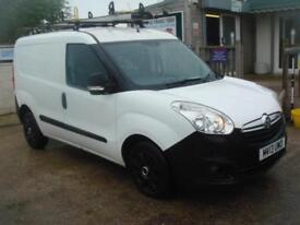 Vauxhall Combo 1.6CDTi 16v ( 105PS ) L1H1 ( s/s ) Combo 2000 AIR CON