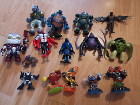 15 fantasy and video game figures