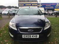 2009 FORD MONDEO ZETCH TDCI 140 BLUE