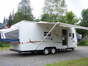 Jayco- Jay Feather 23B