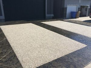 PebbleStone Flooring - Concrete has never looked so GOOD! Regina Regina Area image 1