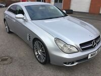 Mercedes cls 320d geartronic 7 speed cdi