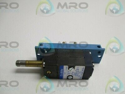 Festo Mfh-5-pk-3 4448 Solenoid Valve New No Box