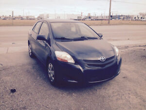 2007 Toyota Yaris only 119800km