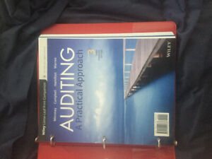 Dalhousie Textbook - Auditing