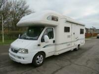 Bessacarr E795 Six Berth with U Shaped Lounge Motorhome For Sale