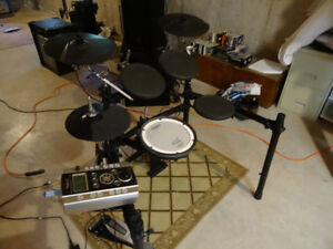 Electronic Drums for sale plus extras!!!
