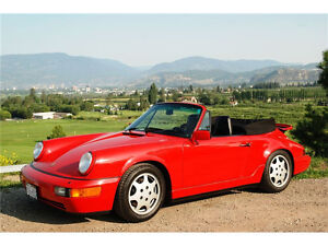 Looking for an old Porsche !
