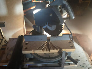 Rockwell Mitre saw
