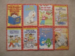 Scholastic Reader Books