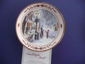 Limited Edition Trisha Romance Collector Plates - 4 Left London Ontario image 2