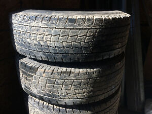 LT245-75-16 Toyo Open Country G-02 Snow Tires For Sale!