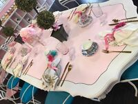 Give your Princess a perfect Tea party!