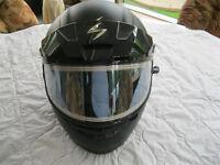 casque motoneige Scorpionexo