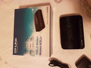 TP-LINK TD-8616 ADSL2 + modem