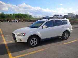 2010 Mitsubishi Outlander XLS VUS AWD very good condition
