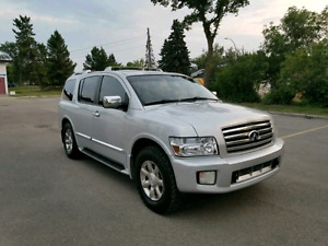 2007 Infiniti QX56 Fully Loaded Every Option! $8800