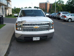 2015 Chevy Silverado LT Model