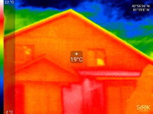 Free Thermal Camera Inspection! With Blown in Insulation. London Ontario image 7