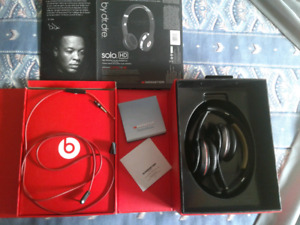 Beats by Dr. Dre H.D. on Ear Head Set  (AS IS)