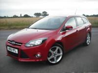 FORD FOCUS 2.0 TDCI TITANIUM ESTATE *LOW MILEAGE 38K* FULL HISTORY *NEW CAMBELT*