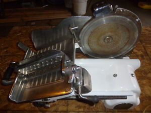 Berkel Commercial Meat Slicer Needs Guard