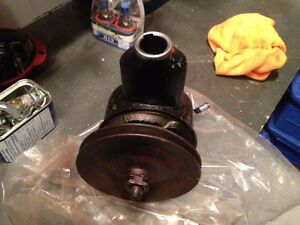1969 Camaro power steering pump with pulley original GM