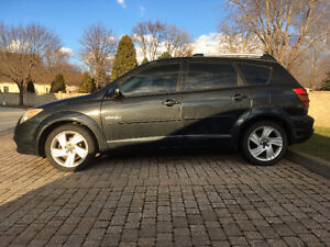 2005 Pontiac Vibe GT 1.8L; Manual; E-tested & Safetied; $REDUCED