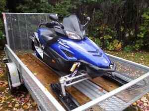 "Yamaha rx1 warrior 136"" 1000cc 4cyl"