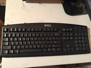 Two Dell Keyboards ($10 each or $15 for both)