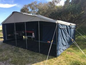 2015 MDC Trooper Extreme V4 off road soft floor camper North Lakes Pine Rivers Area Preview